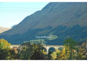 Glenfinnan - Jambatan Harry Porter