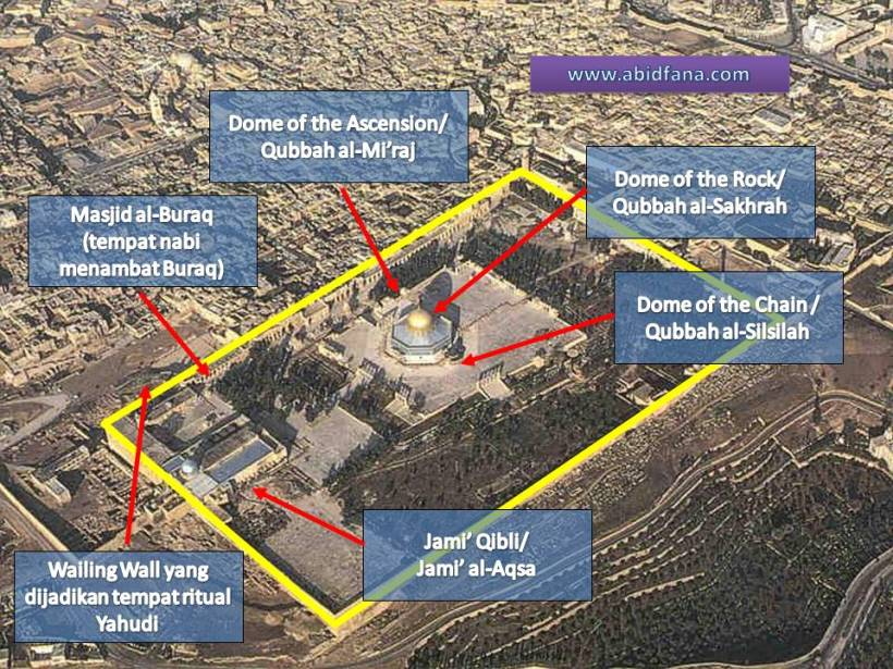 Image result for Gambar Masjidil Aqsa