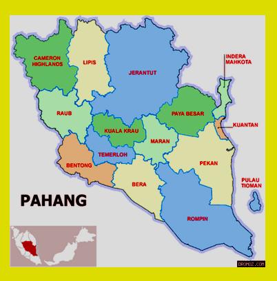 Zon 2 Waktu Solat Pahang membabitkan daerah Pekan, Kuantan, Indera Mahkota, Paya Besar dan Rompin. Waktu solat rasmi ialah merujuk kawasan paling barat di Rompin.